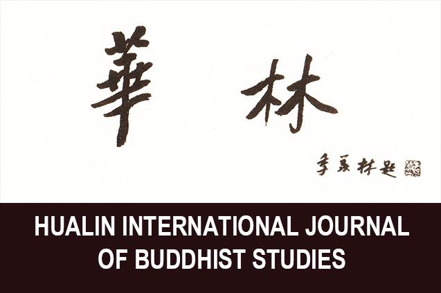 HUALIN JOURNAL OF BUDDHIST STUDIES