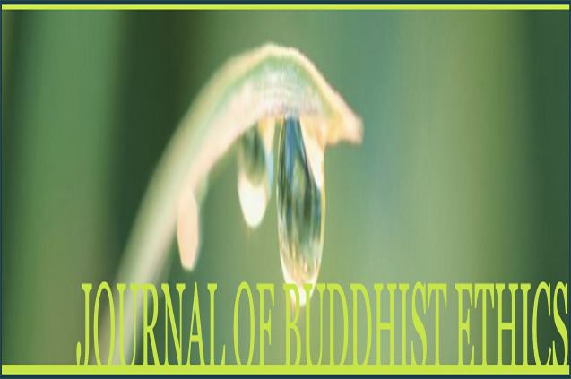 Journal of Buddhist Ethics