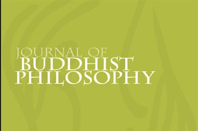 Journal of Buddhist Philosophy