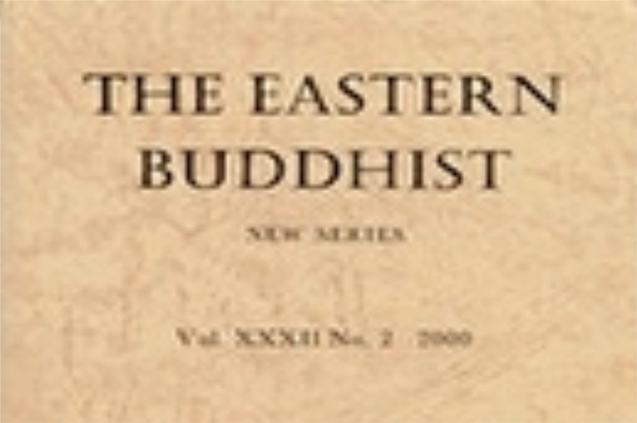 THE EASTERN BUDDHIST