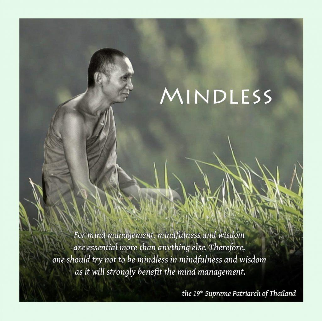 1 MINDLESS